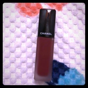 Chanel rouge allure ink 154